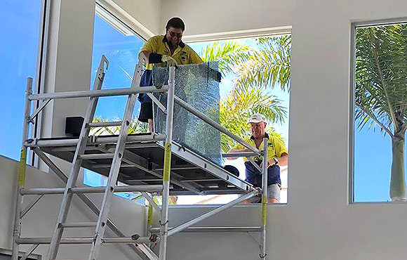 Cairns Emergency Glass Repair and Replacement