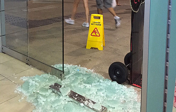 Cairns Safety Glass