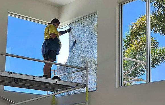 Cairns Insurance Glass Repairs