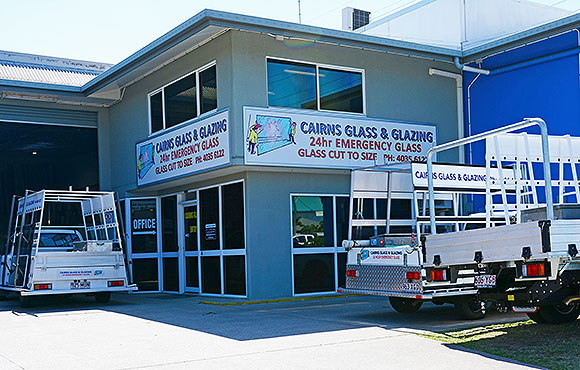 Cairns Glass and Glazing  <span>Local <b>Expertise</b> And<b> Professional</b> Service</span>